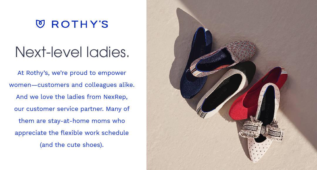 Rothy's Next-Level Ladies at NexRep